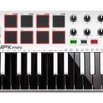 clavier akai mkp mini mk2 test