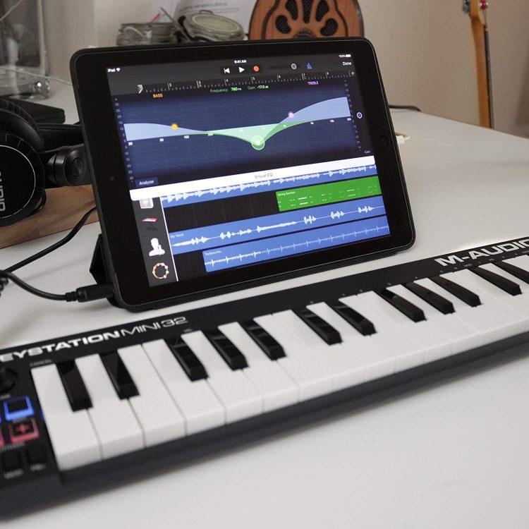 M-Audio Keystation Mini 32 II : Avis et test détaillé !